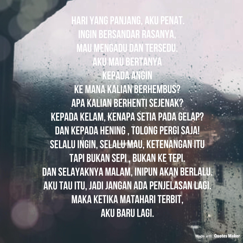 Puisi Indopoems Katakata Tentangkamu Puisi Bijak Bahasa
