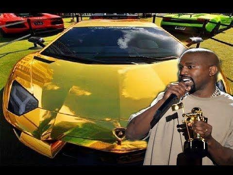 Kanye West Cars Collection 2017 1 Lamborghini Aventador Price 450 0004 2 Porsche Panamera Price 85 000 3 Lamborghini Gallardo Price 150 000 4 Merc