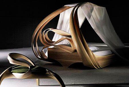 joseph walsh's enignum canopy bed | beautiful, ateliers und, Badezimmer