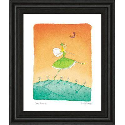 ClassyArtWholesalers Felicity Wishes IV by Emma Thomson Framed Painting Print