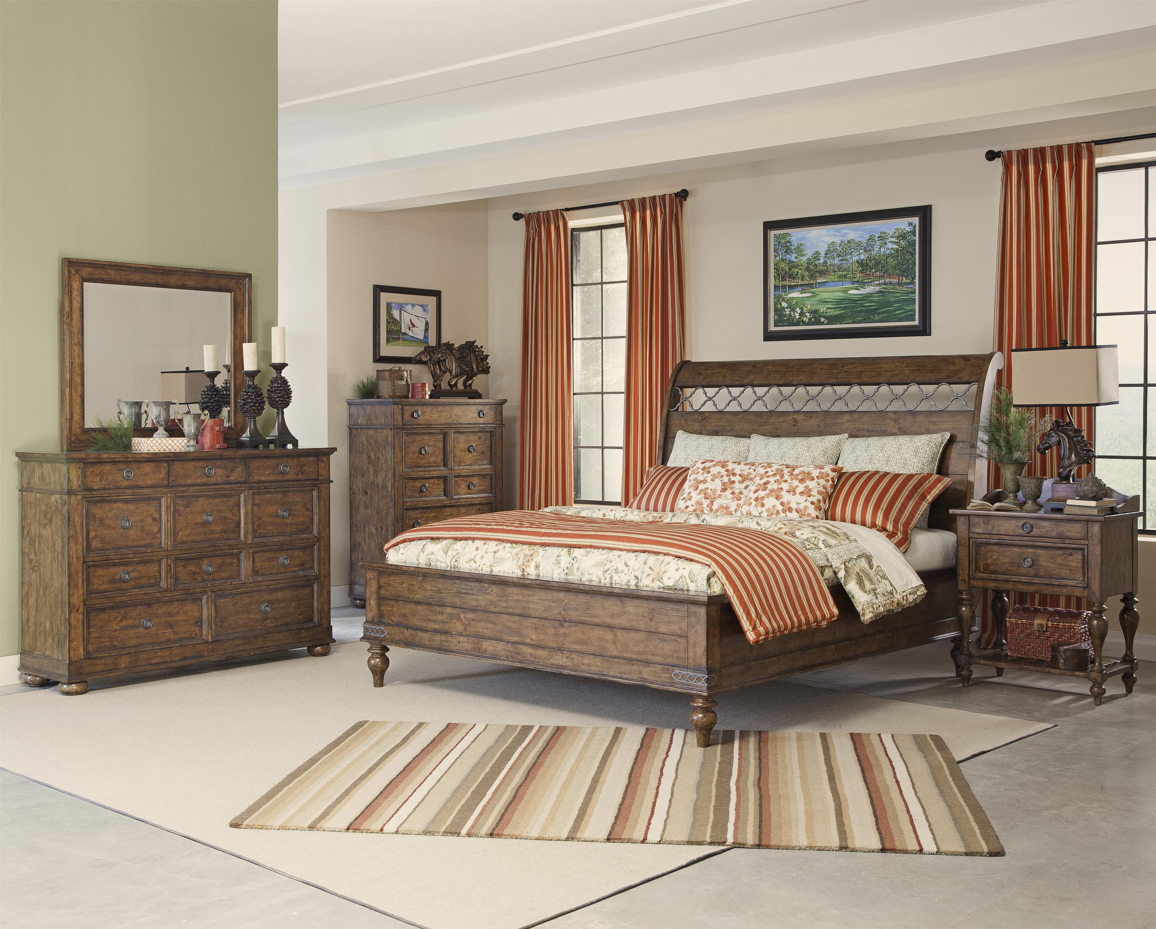 Do You Like Antique Style Bedroom Sets