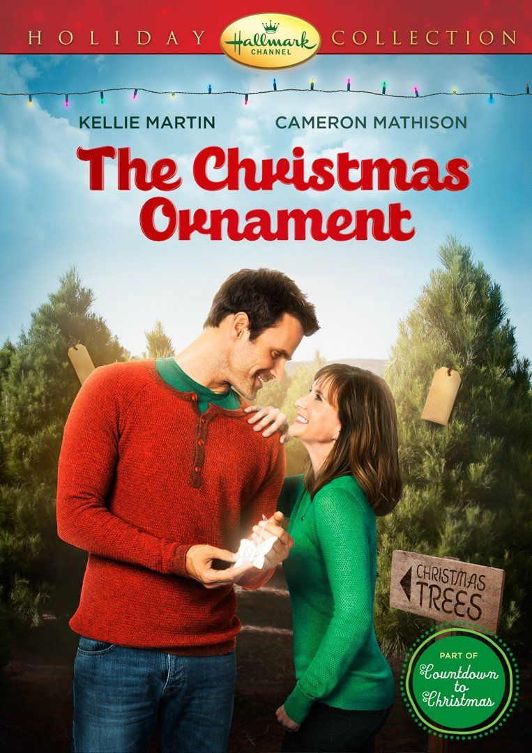 Amazon.com: The Christmas Ornament: Cameron Mathison, Kellie Martin ...