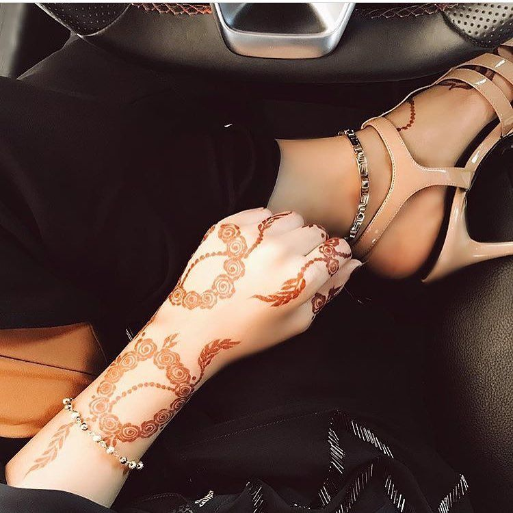 نقوش حناء On Instagram Follow For More Hena Vip حناء حنه حنا نقش نقشات نقشه نقش حنا نقشات Arabic Henna Designs Mehndi Designs Henna