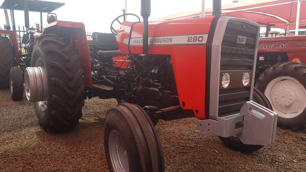 Used Tractors For Sale >> Massey Ferguson 290 758 Price R160 000 Tractors For Sale