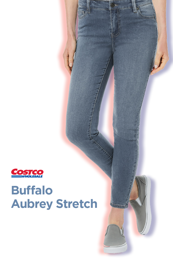 d4cec6c71703b Buffalo Ladies' Aubrey Stretch Ankle Grazer Costco, Pants For Women,  Buffalo, Skinny