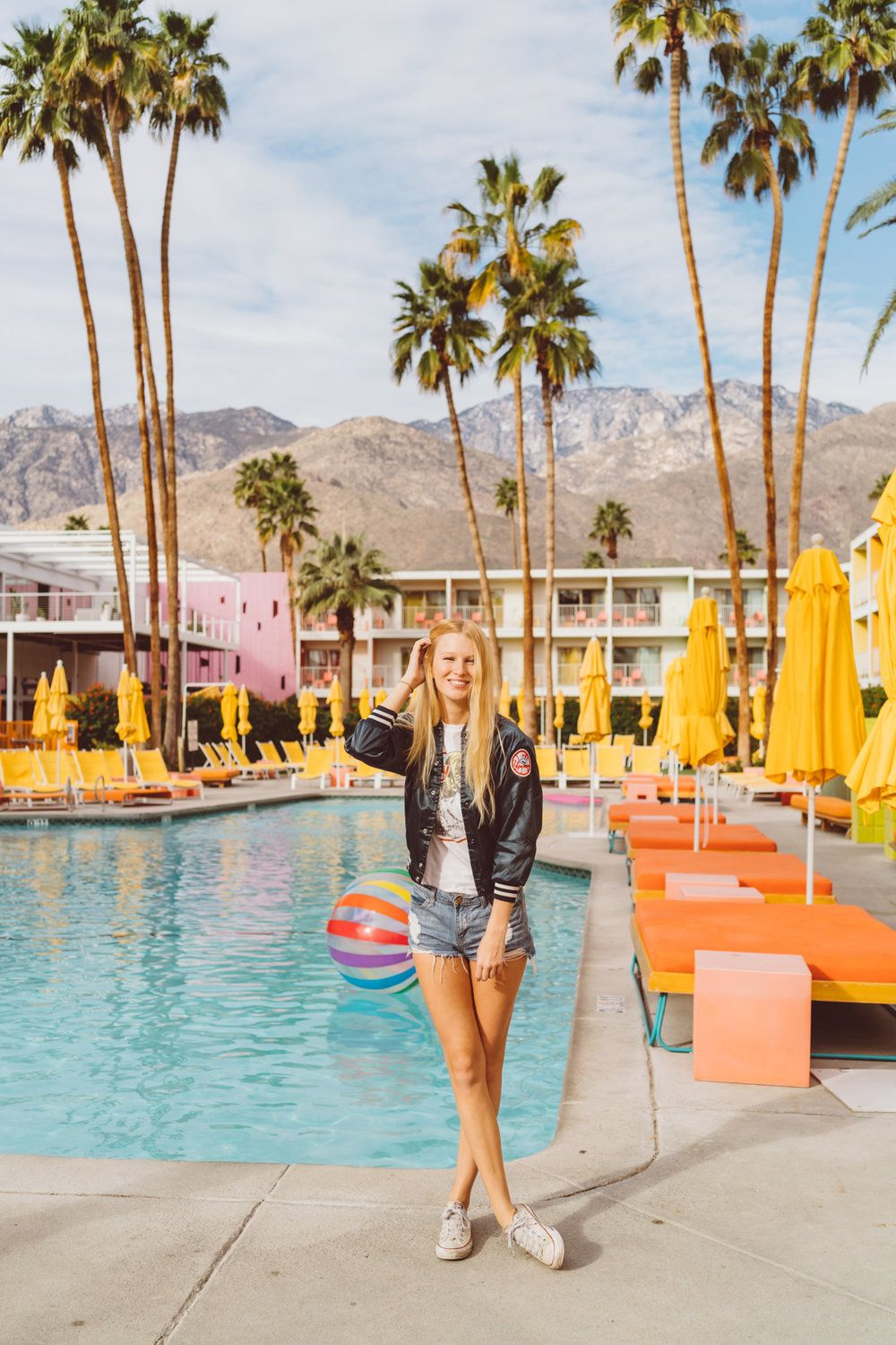 Things to do in Palm Springs   #palmsprings #california #desert #travel #explore #vacation #midcentury #hotel #saguarohotel