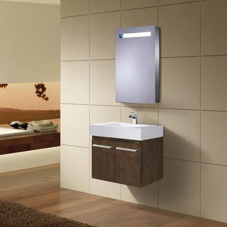 """KRUGG Lighted LED Sliding Mirror Medicine Cabinet 18"""" x 30"""" """"Kinetic (Slide both-ways) 2"""
