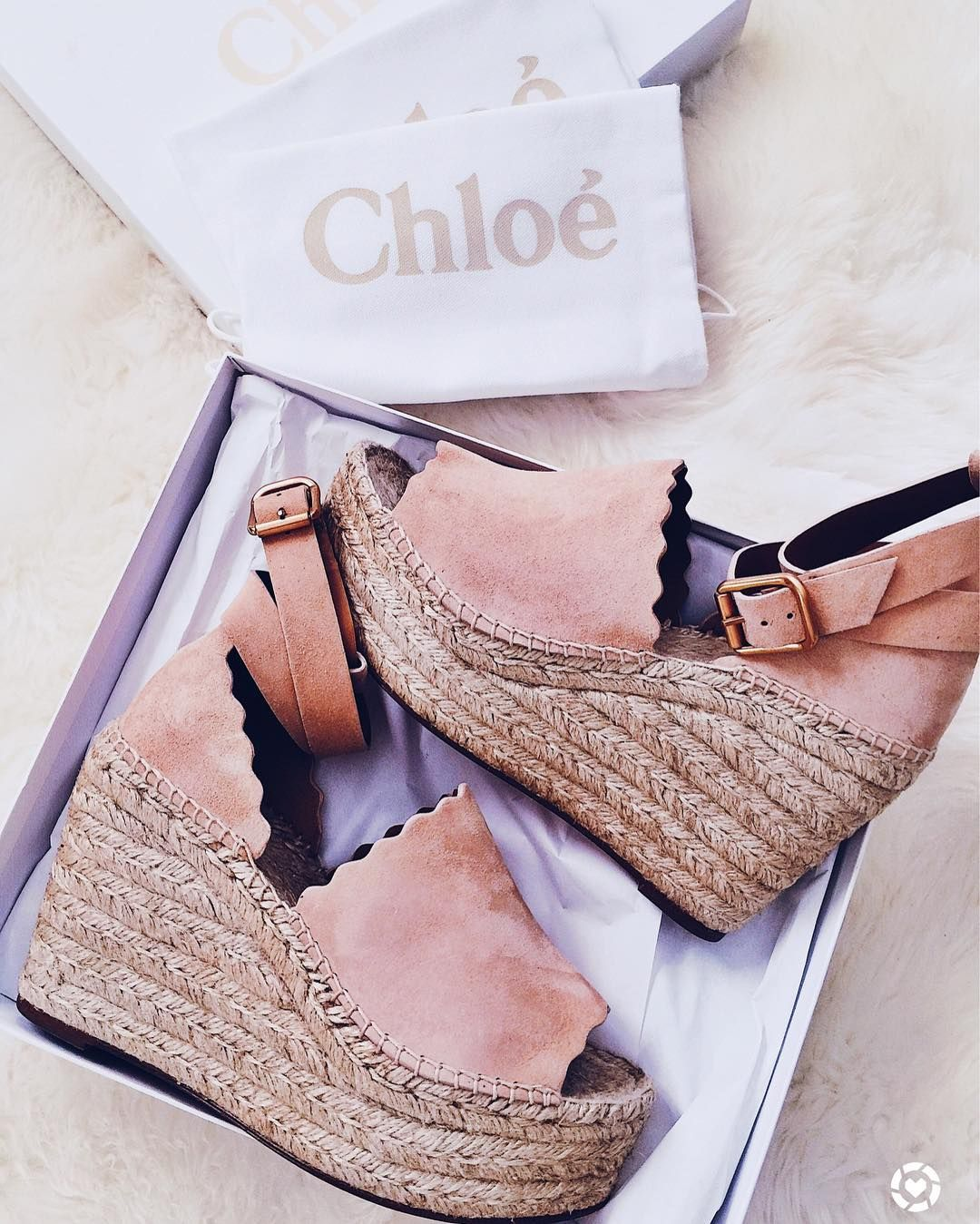 442c83529eb3 New shoes and I m obsessed. There s also a few identical pairs of  espadrilles
