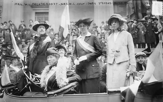 Lesson Plan To Accompany Video Bad Romance Woman S Suffrage Women In History Alice Paul Essay