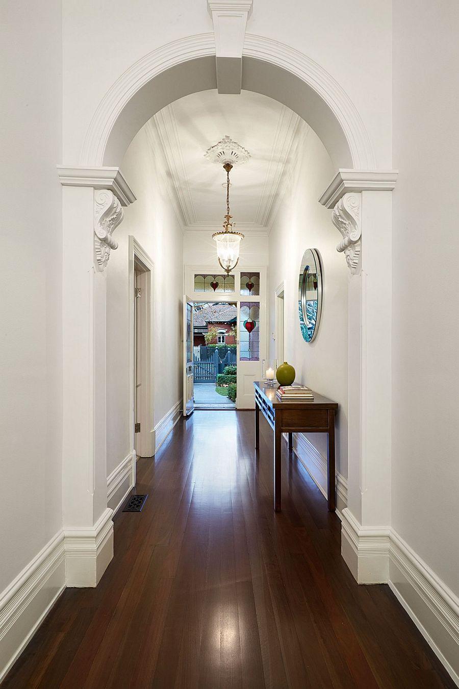Inside An AwardWinning Renovated Victorian Home Modern - Edwardian house interiors
