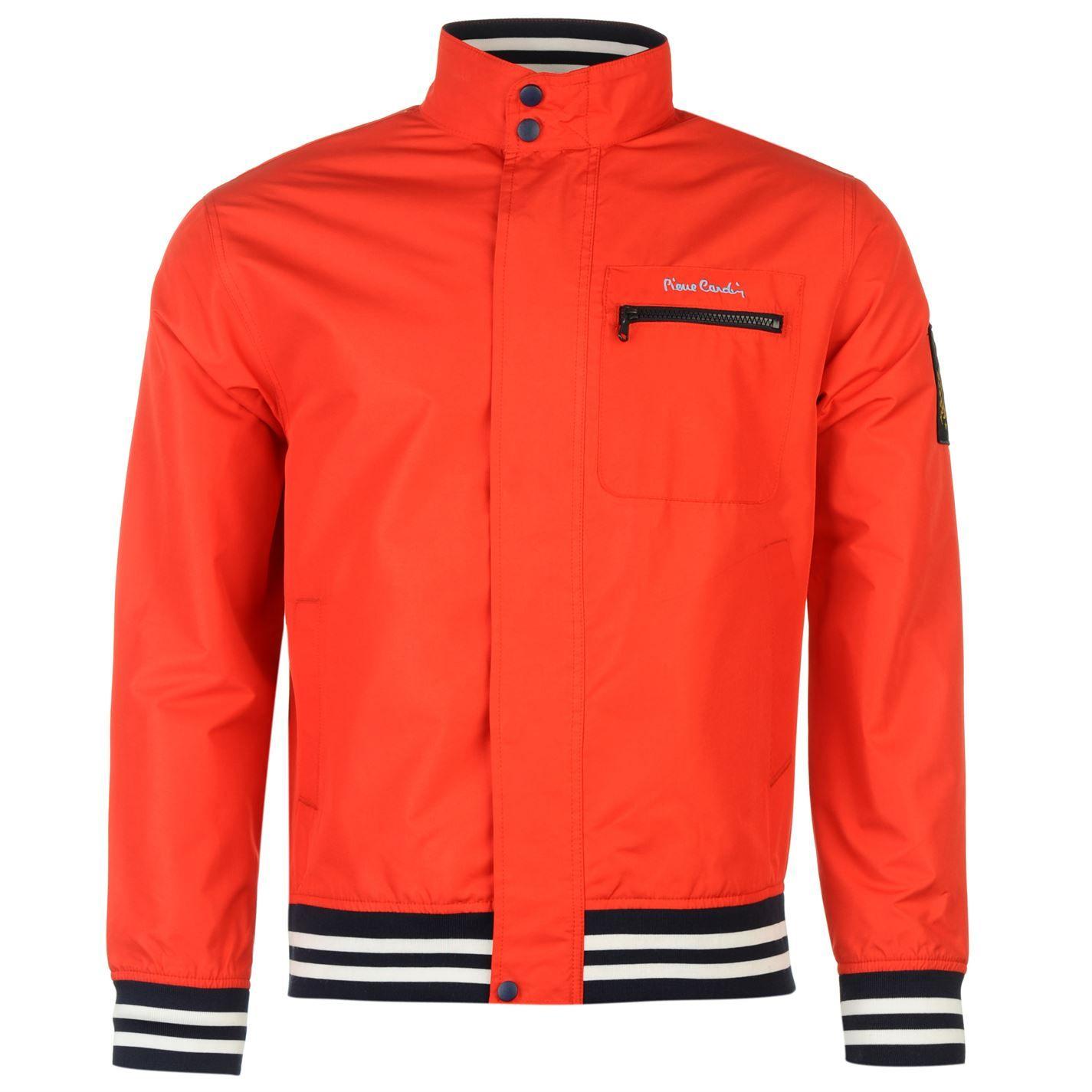Pierre Cardin   Pierre Cardin Wind Breaker Jacket Mens   Mens Lightweight  Jackets