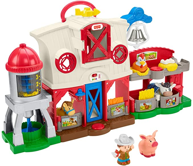 FisherPrice Little People Caring for Animals