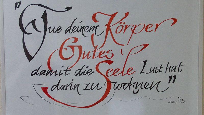 Wellness sprüche gutschein  iletterju #letterattack #letterattackchallenge #handlettering ...
