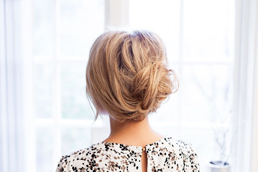 cathinthecity hair low messy bun fashion blog cathrine heienberg