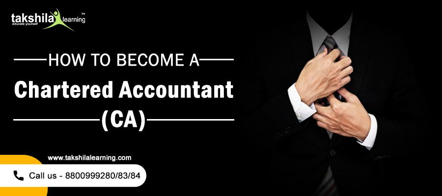 How to Become a CA (Chartered Accountant) | CA course ...