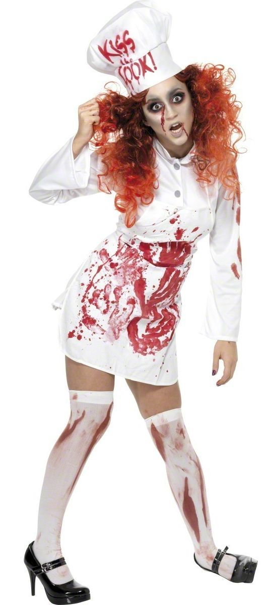 Quatang Gallery- Anniversaire 30 Ans Aude Chef Costume Halloween Costumes Women Halloween Fancy Dress
