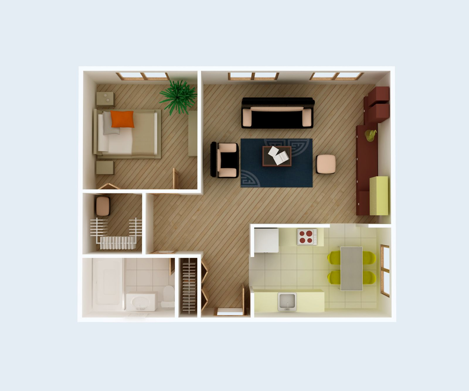 Interiors · remodel bedroom online · 3d house planssimple