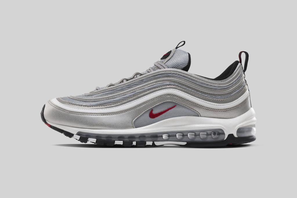air max 97 italy silver