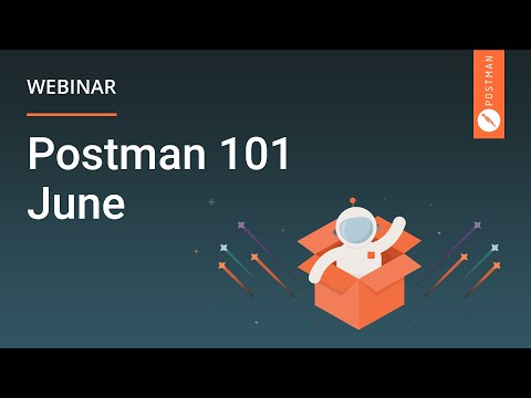 If You Re New To Postman And Want To Get Up And Running Quickly This Webinar Has Easy To Follow Demonstrations Of The Basics Yo Webinar Postman Up And Running