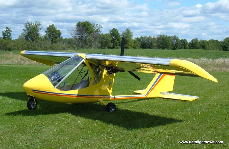 Perfect Earth Star Aircraft Thunder Gull J Series Ultralight Aircraft . Design