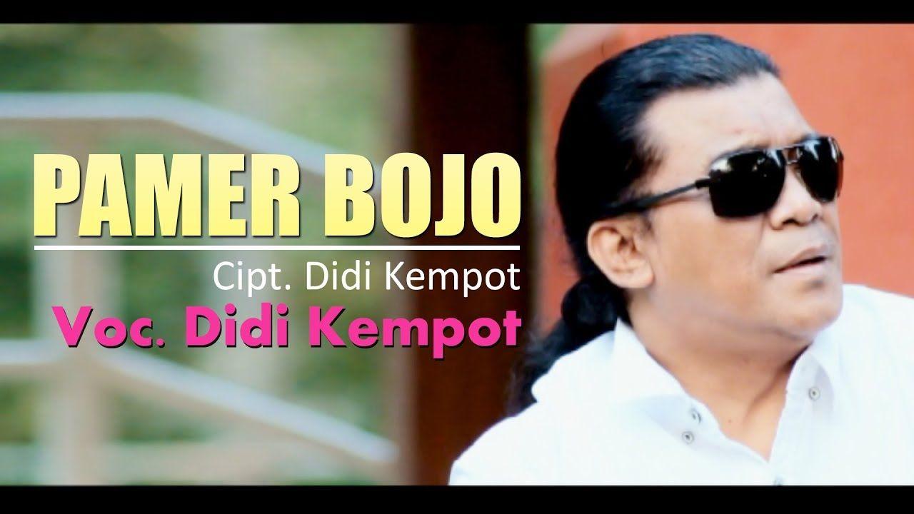 Didi Kempot Pamer Bojo Official Didi Lagu Musik Baru