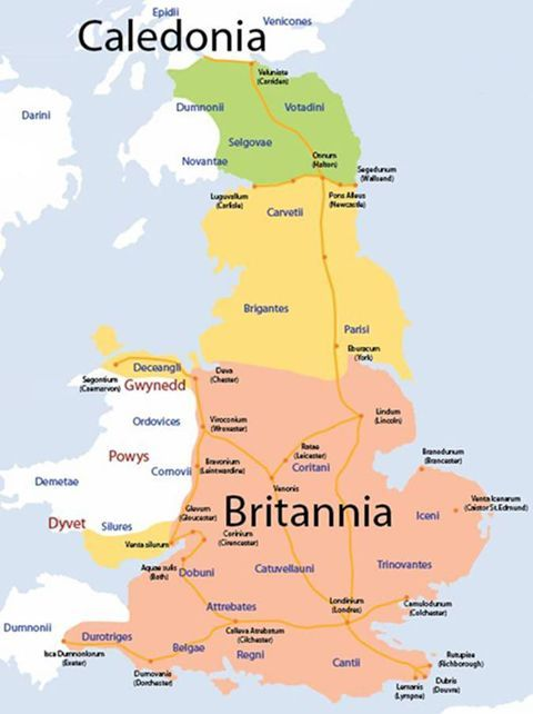 Ancient England The Ancient Cultures Of Britain History
