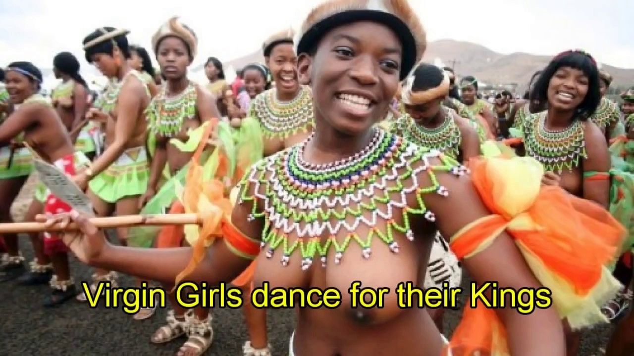 nigerian teen girl dancing