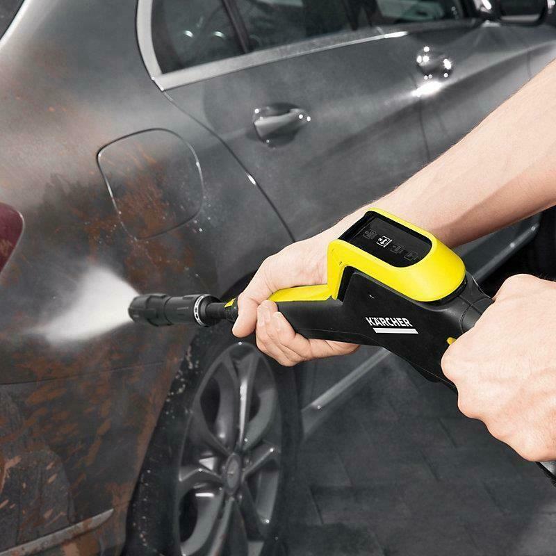 Karcher K4 Full Control Car Home Pressure Washer 1800 W Washer Wash Brush Car