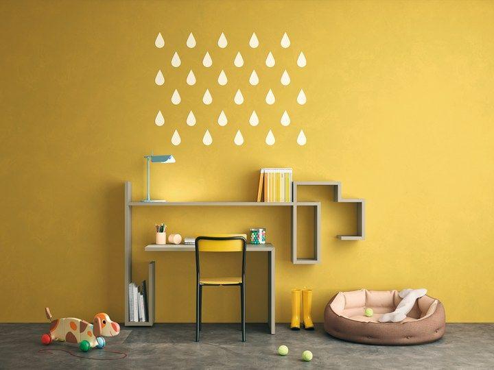Moderne zwevende kinderkamer meubels van lago meubels enzo