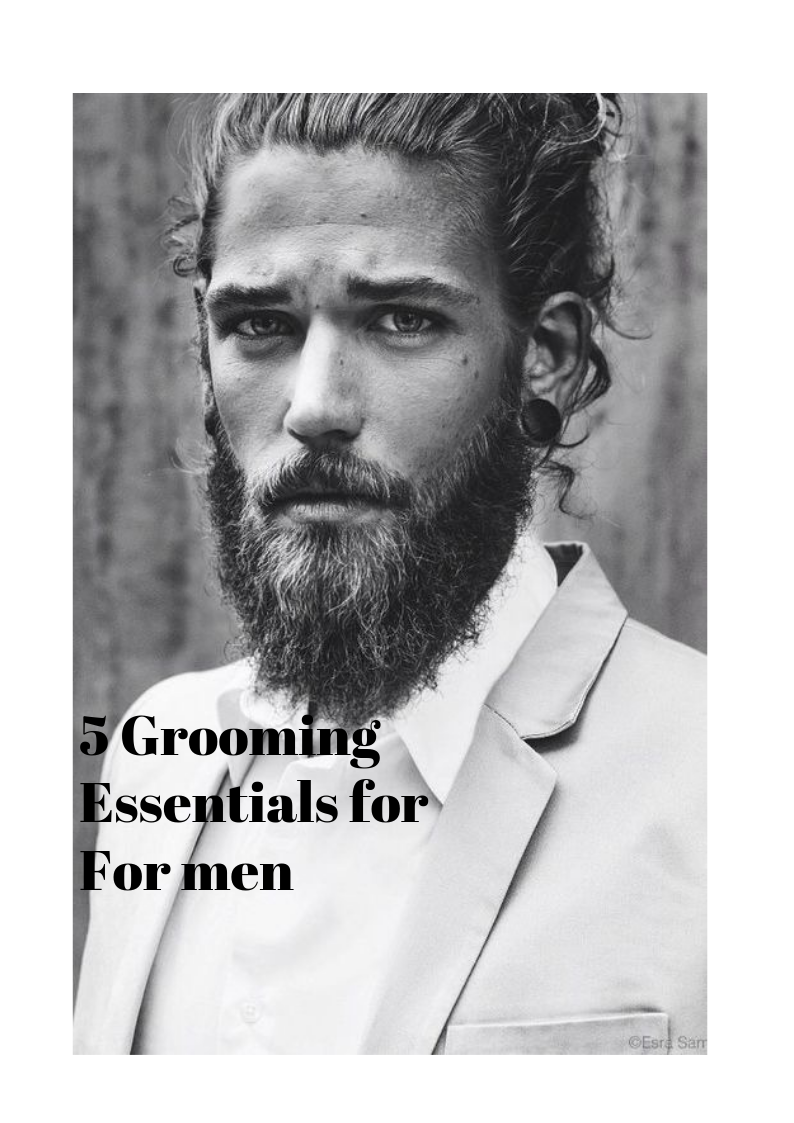 Don T Know The Essentials For Grooming Check Out This Post And You Will Learn About The Essentials Needed To Groom Yourself Grooming Essentials Every Man