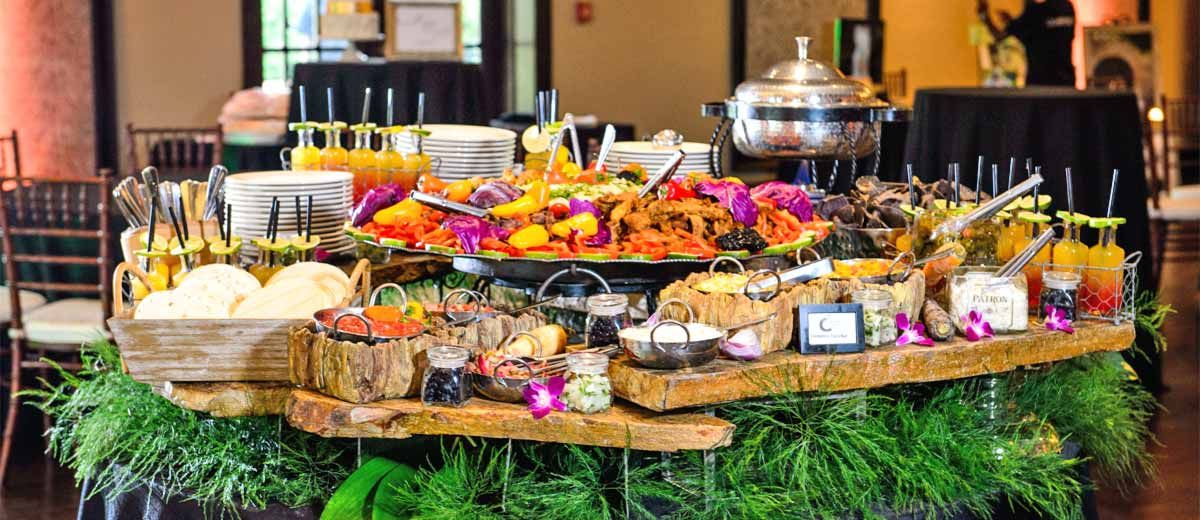 Look At The Our Ideas How To Make And Decorate Wedding Taco Bar Inject Uniqueness Fun Your Includes Colorful Bright Decoration