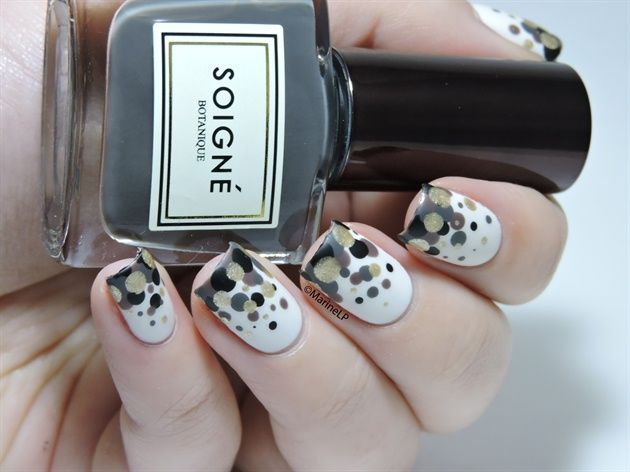 Bubbly nails