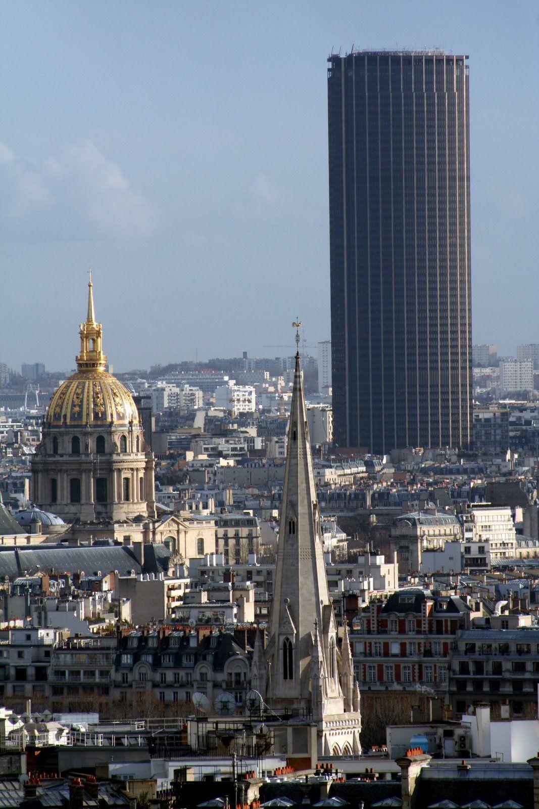 Montparnasse es un barrio famoso por acoger a la intelectualidad y la bohemia cuando esta abandonó Montmartre