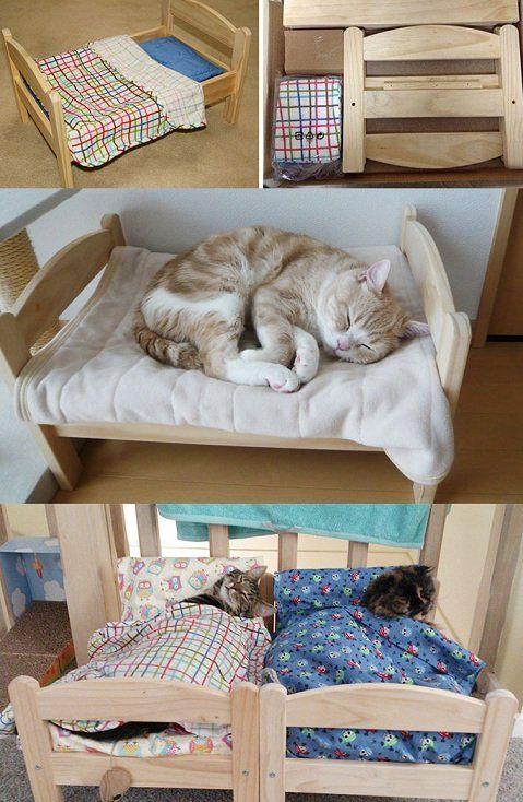 12 geniale ikea hacks speziell f r deine katzen die du nicht verpassen solltest ha. Black Bedroom Furniture Sets. Home Design Ideas