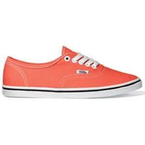 The Authentic Lo Pro is a delicate feminine take on our most popular  classic lace up. Coral VansCoral ...