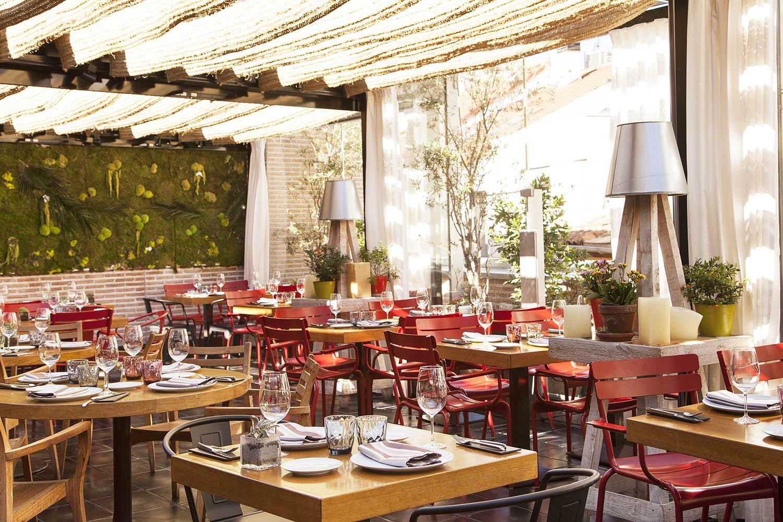 Inicio Restaurantes Anton Restaurantes Madrid