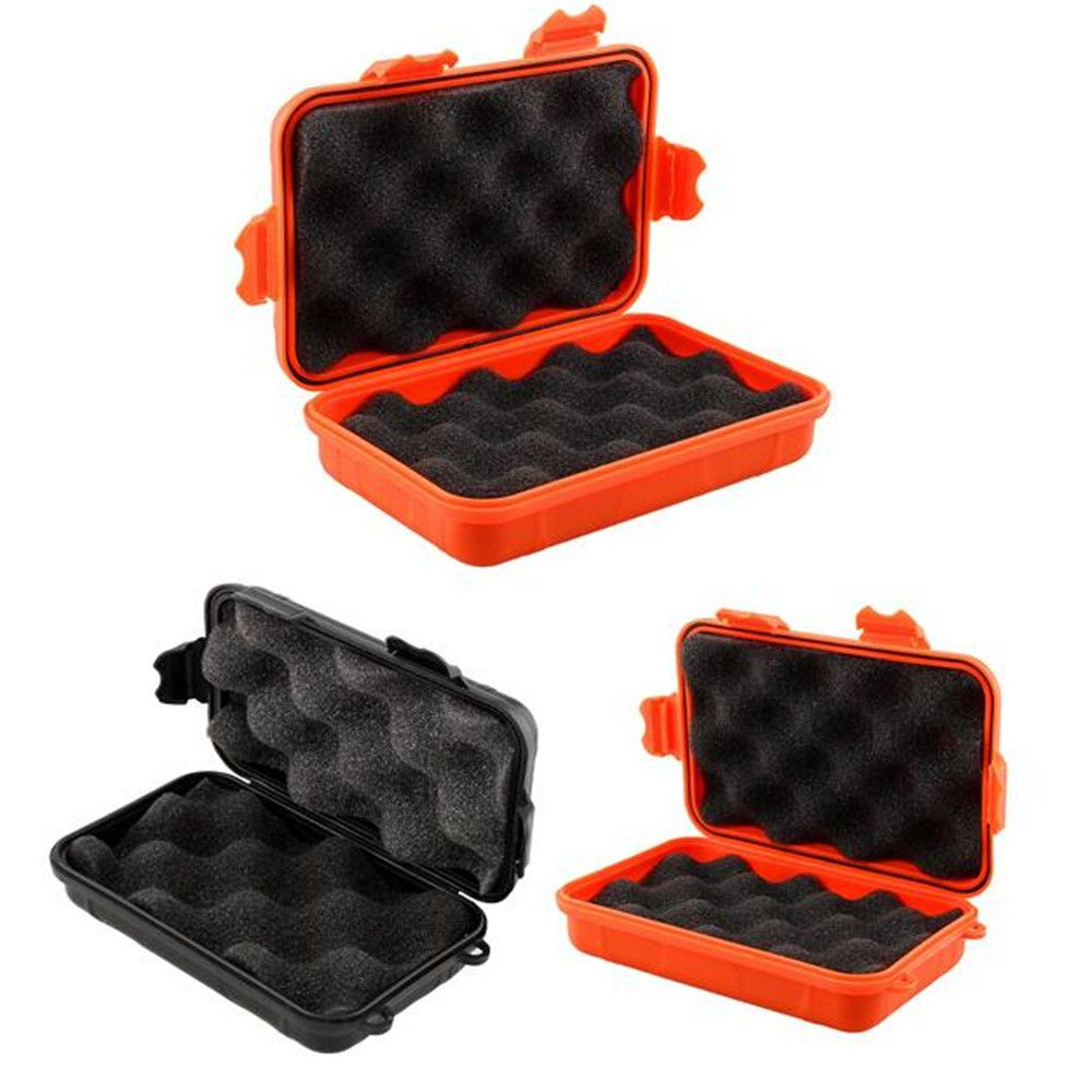 Shockproof Waterproof Outdoor Airtight Survival Container Storage Case Carry Box