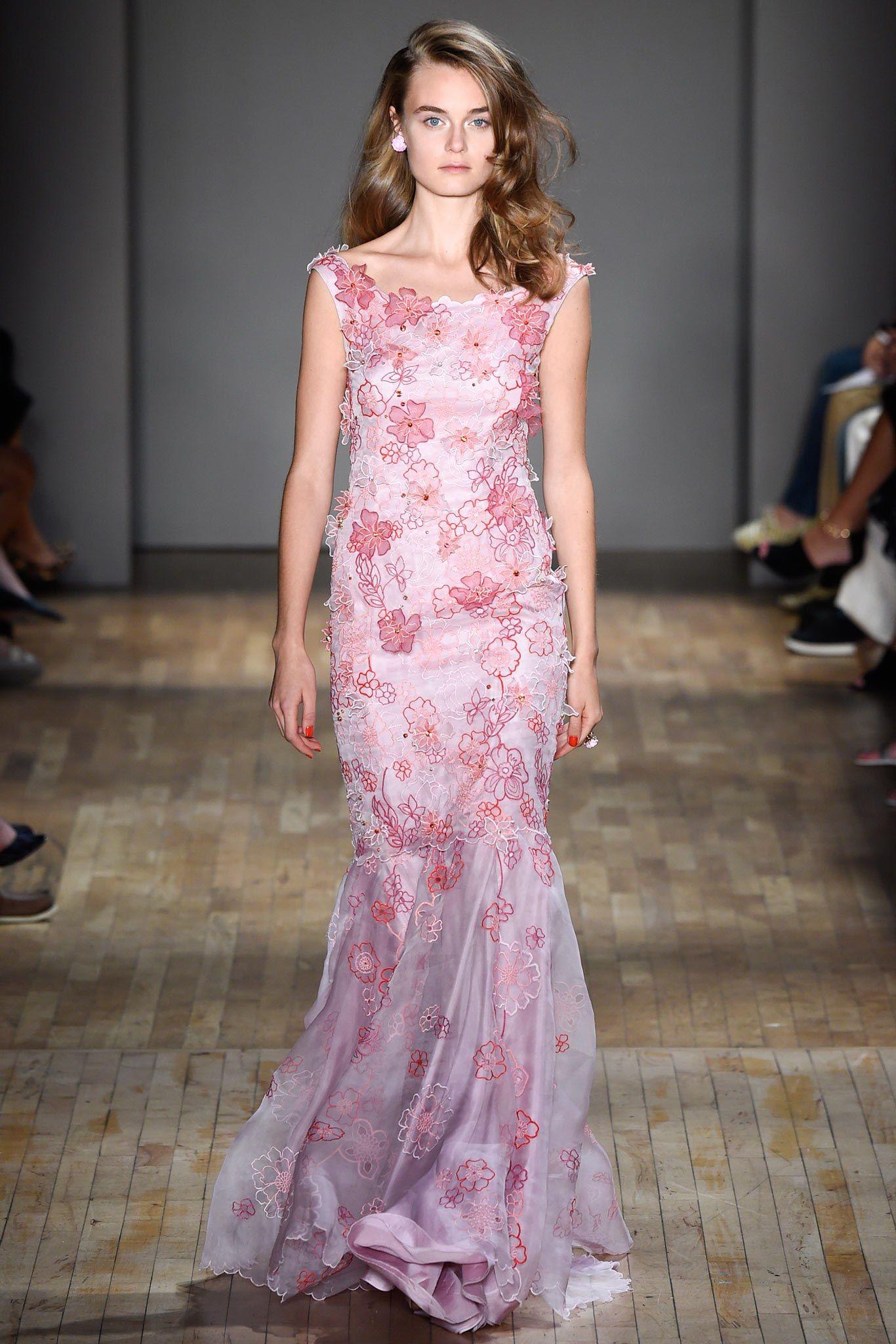 Jenny Packham Spring 2015 Ready-to-Wear Fashion Show