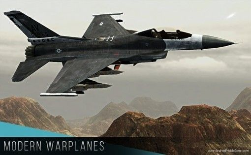 Modern Warplanes APK v1 5 (Mod Money) - Android Game