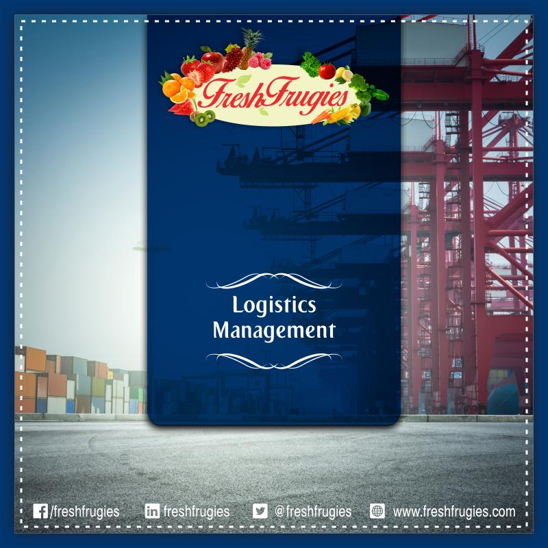 #Freshfrugies @freshfrugies #LogisticManagement