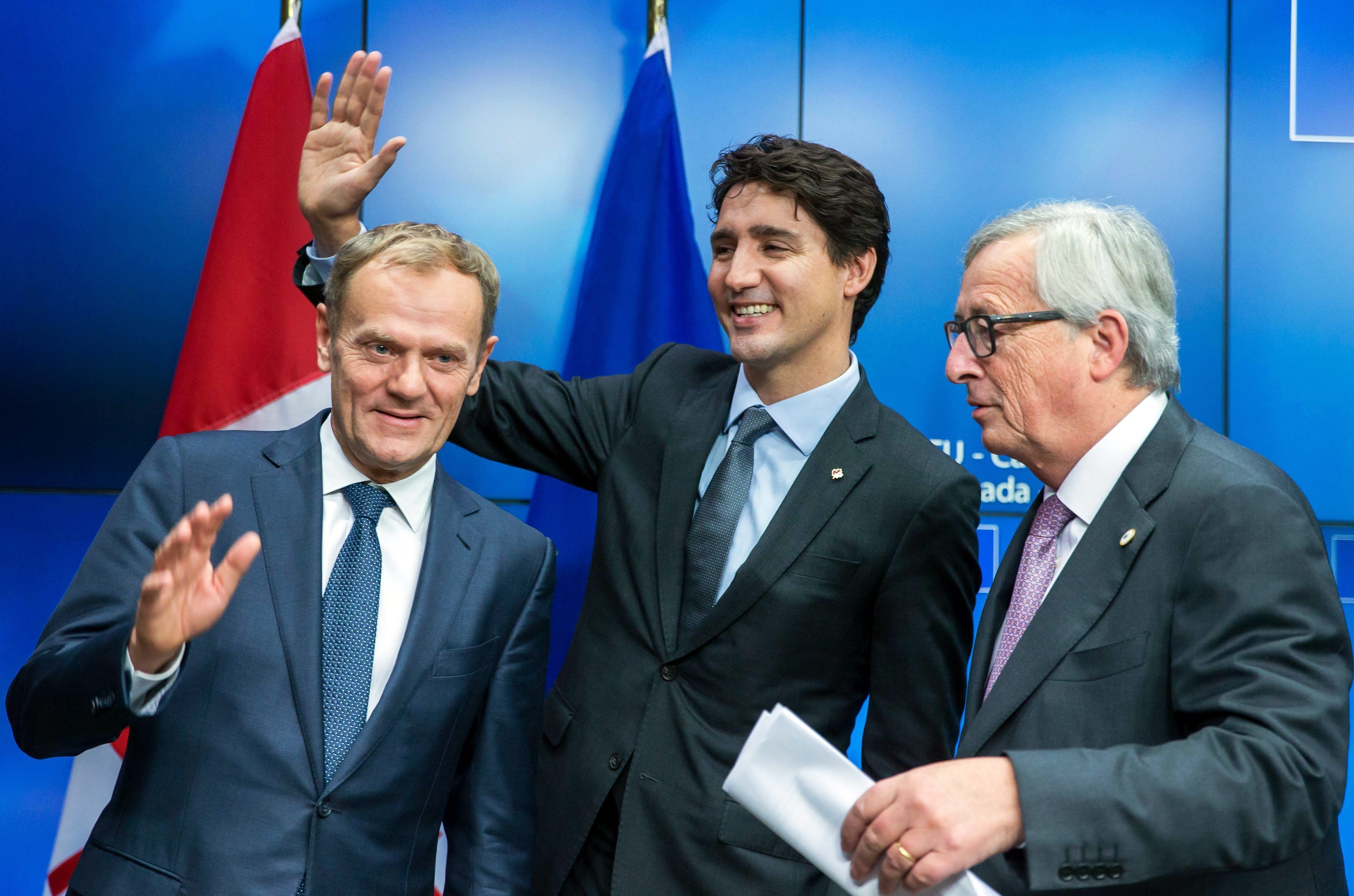 Ottawa Didn't Study How Much More We'll Pay For Drugs Under CETA - Nov 21, 2016 -