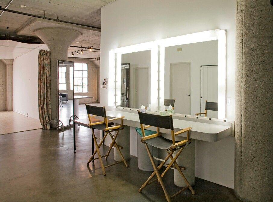 Makeup Station Photography Studio Design Photography Studio Decor Photography Studio Spaces
