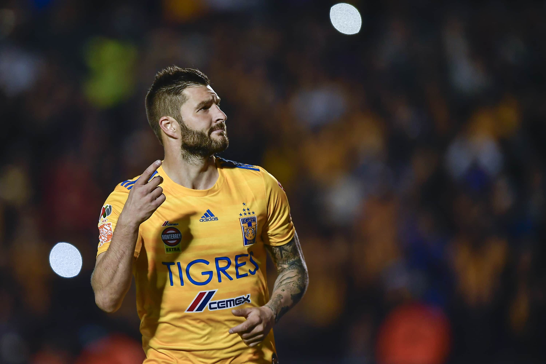 Mexico Tremendo Golazo De Gignac Para Cerrar El Triplete Tyc Sports En 2020 Golazo Tigres Uanl Tigres