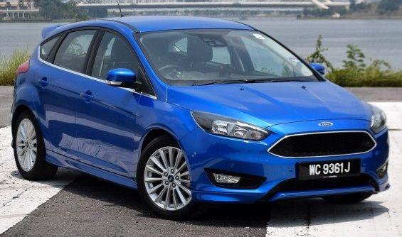 So sánh 2 phiên bản xe mới Ford Focus ST-Line và Ford Fiesta ST