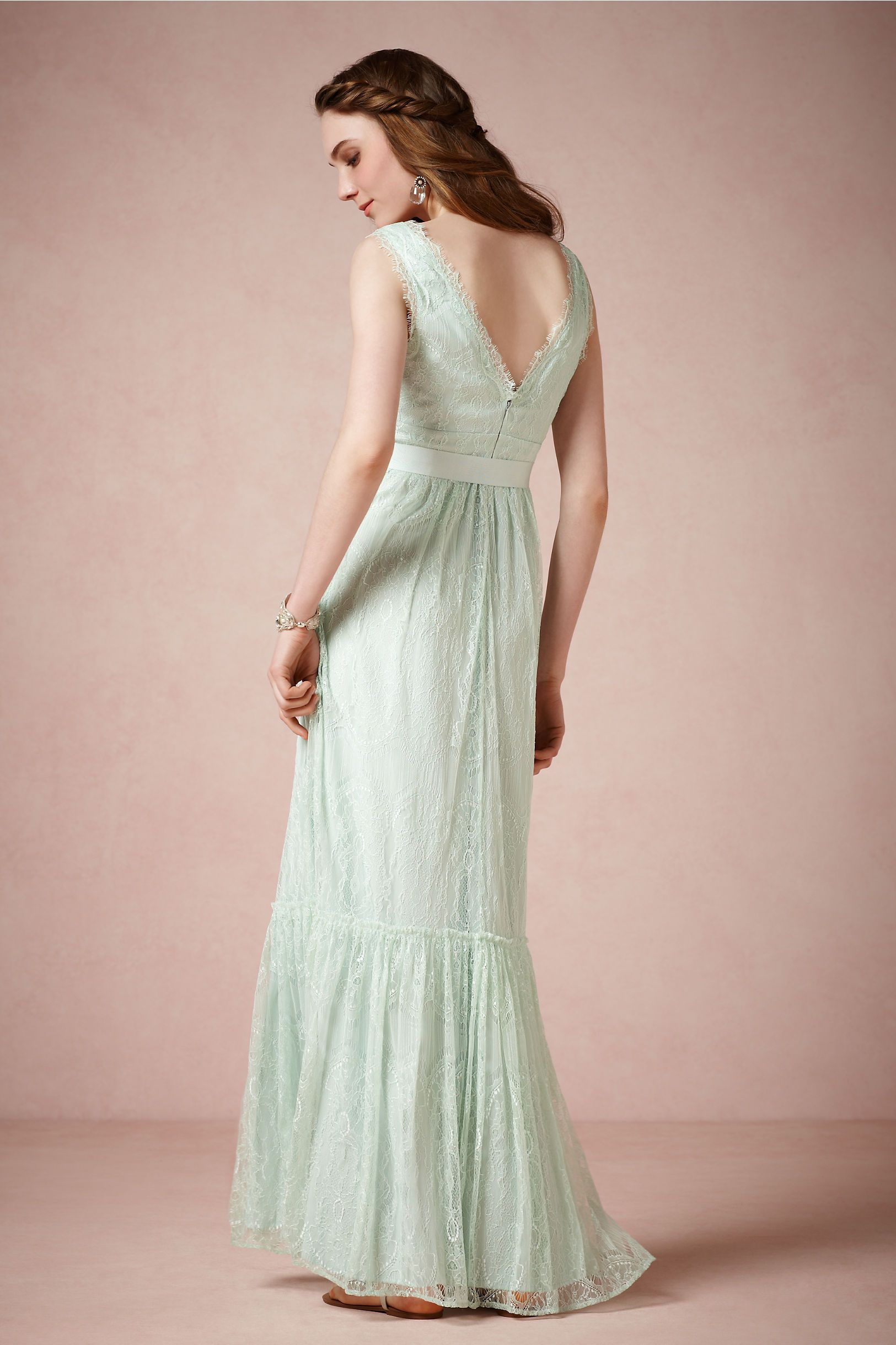 Idlewild Dress in Bridal Party & Guests Bridesmaids at BHLDN | danas ...