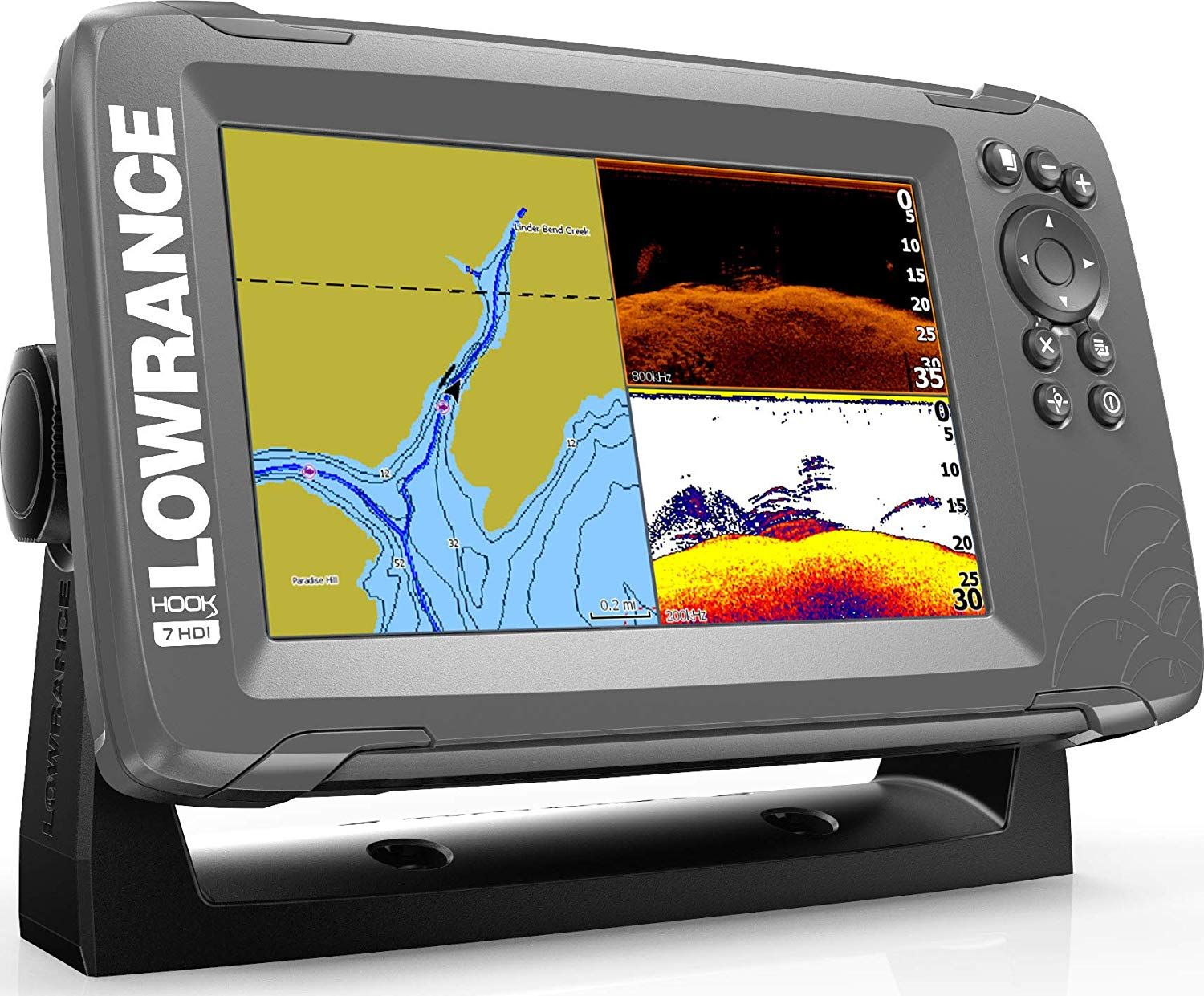 Lowrance Hook2 7 Best Small Water Fishfinder in 2020