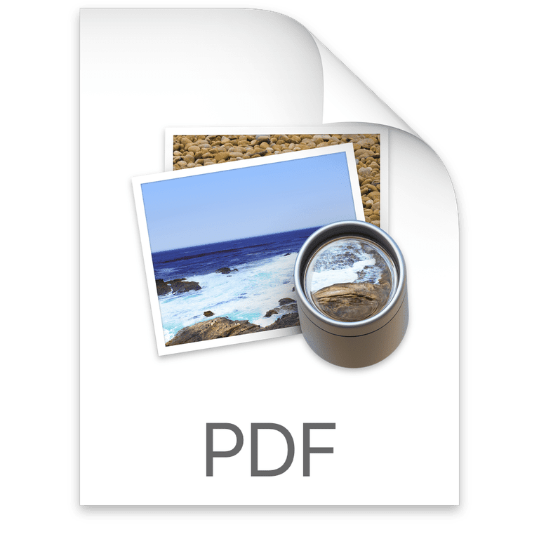When Does MacOS Mail Display PDF Contents in an Email