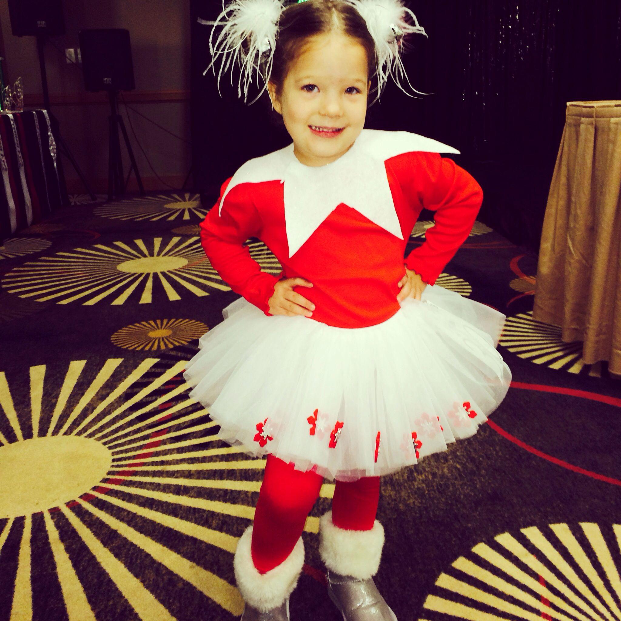 DIY Elf on the Shelf Costume for Halloween