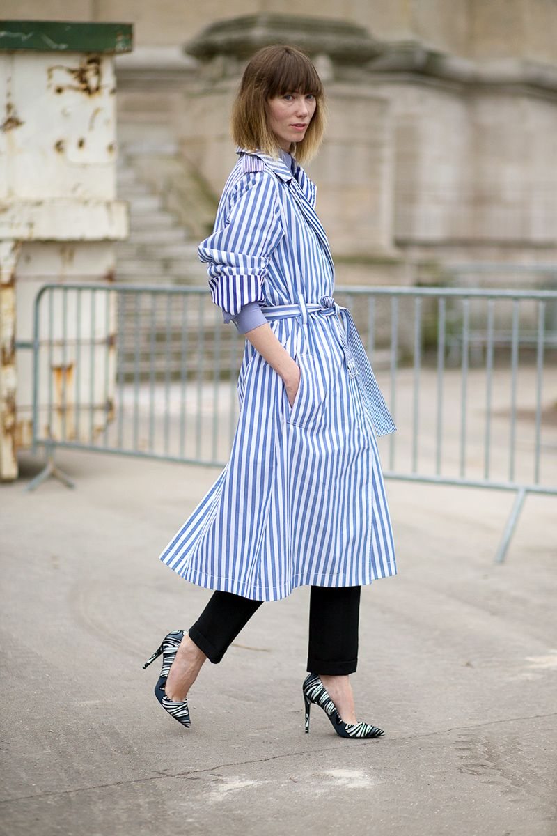 f42b508e958d Très Chic  Street Style from Paris Haute Couture
