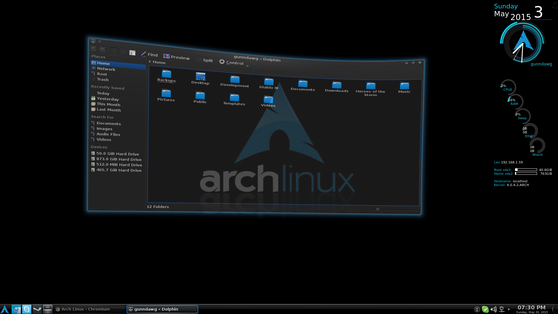 How To Clean And Speed Up Arch Linux | Linux | Linux, Arch, Cleaning